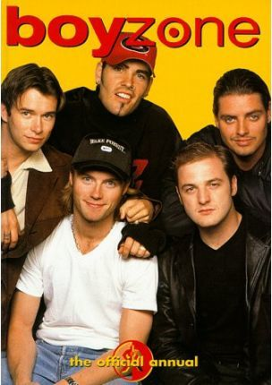 "Official ""Boyzone"" Annual 1999"