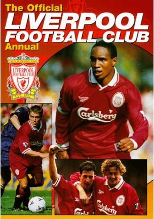The Official Liverpool Football Club Annual 1999