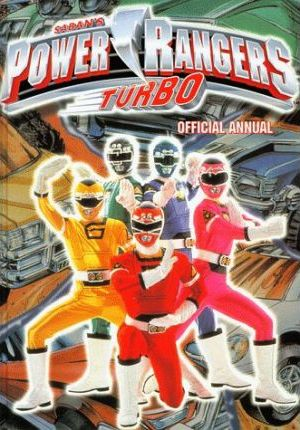 Official Power Rangers Annual