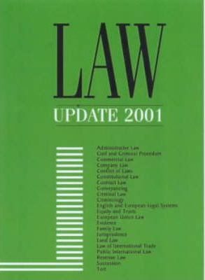 Law Update 2001