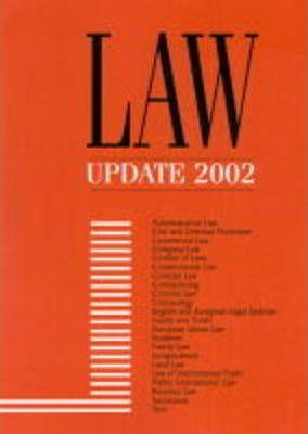 Law Update 2002
