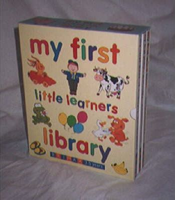My First Little Learner's Library
