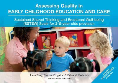 Astrosadventuresbookclub.com Assessing Quality in Early Childhood Education and Care : Sustained Shared Thinking and Emotional Well-being (SSTEW) Scale for 2-5-year-olds provision Image