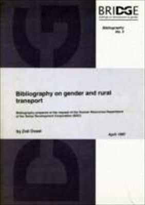Bibliography on Gender and Rural Transport
