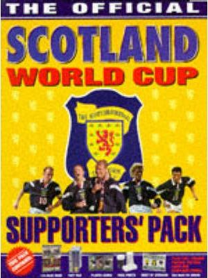 Scotland World Cup Supporters' Pack