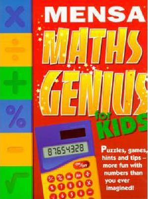 Mensa Kids Maths Genius