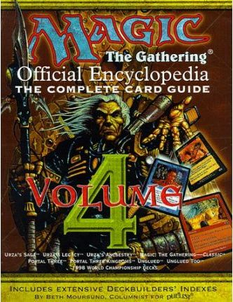 Magic - the Gathering: Official Encyclopedia v.4