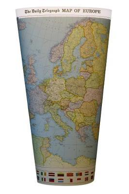"""The """"Daily Telegraph"""" Map of Europe"""