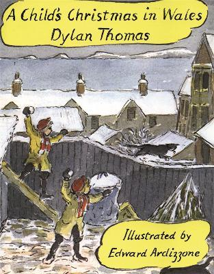 a childs christmas in wales illustrated edition - Christmas In Wales