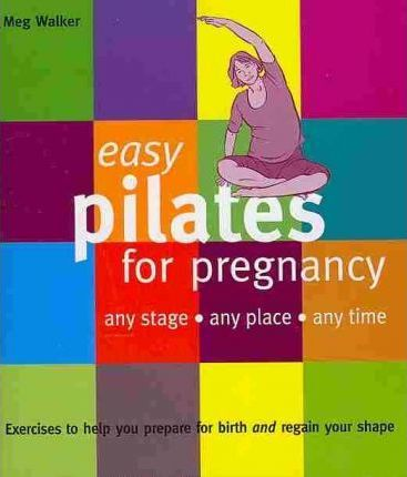 Easy Pilates for Pregnancy Cover Image