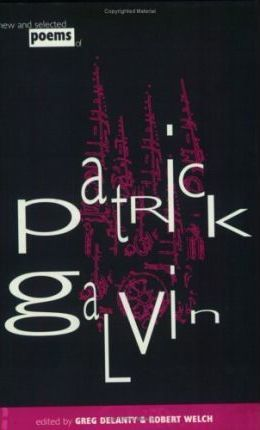 New and Selected Poems of Patrick Galvin Cover Image