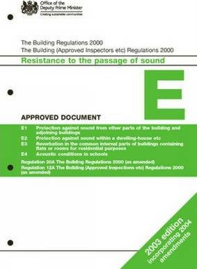 Approved Document E 2003