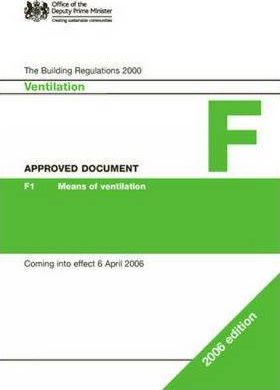 Approved Documemt F - Ventilation 2006: Approved Document F
