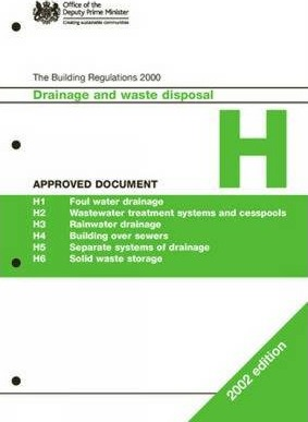 Approved Document H 2002