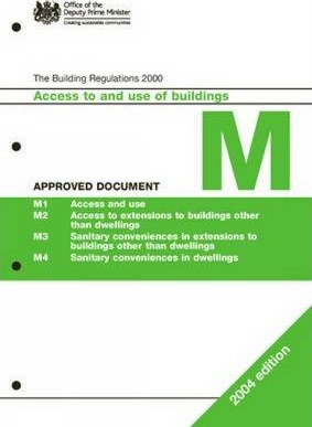 Approved Document M 2004