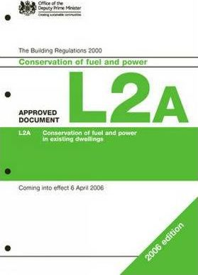 Approved Document L2A 2006