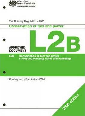 Approved Document L2B 2006