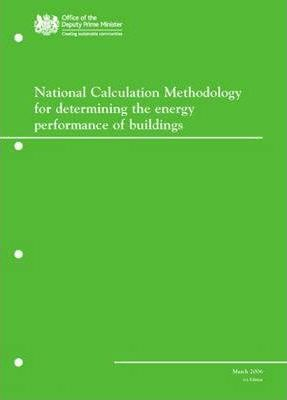 National Calculation Methodology for Part L 2006