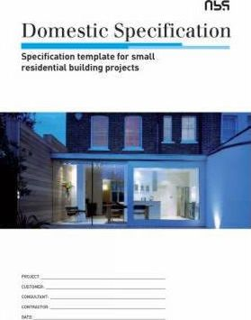 NBS Domestic Specification