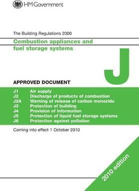 Approved Document J 2010