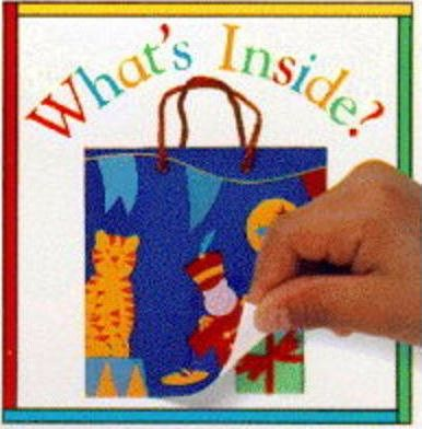 Snapshot Flap Book: 3 What's Inside?