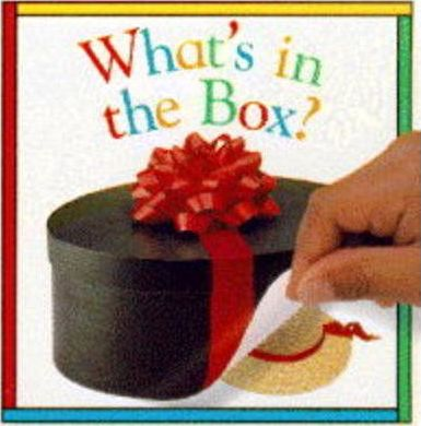 Snapshot Flap Book 4 What's In The Box?