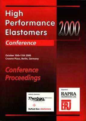 High Performance Elastomers