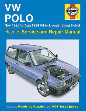 vw polo petrol nov 90 aug 94 h to l haynes publishing rh bookdepository com Volkswagen Polo 2001 Volkswagen Polo 2001