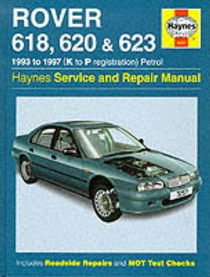 rover 618 620 and 623 service and repair manual mark coombs rh bookdepository com Rover 623 Brake rover 620 sdi repair manual