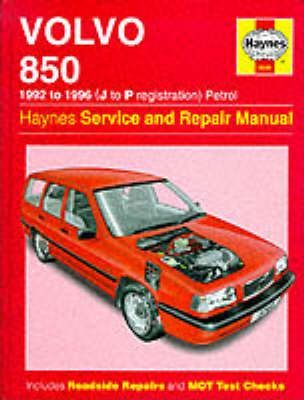 volvo 850 service and repair manual john s mead 9781859602607 rh bookdepository com 1995 volvo 850 owners manual pdf 1995 volvo 850 owners manual