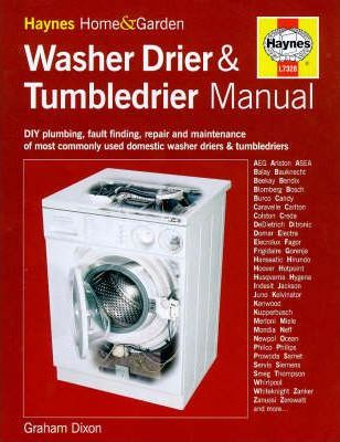 The Washerdrier and Tumbledrier Manual