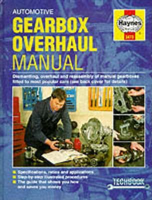 Automotive Gearbox Overhaul Manual