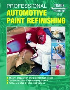 Automotive Paint Refinishing Techbook