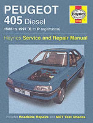 peugeot 405 diesel 88 97 e to p haynes publishing 9781859607718 rh bookdepository com peugeot 405 haynes manual peugeot 405 repair manual pdf