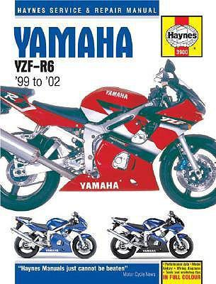 Yamaha YZF-R6 Service and Repair Manual