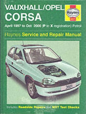 Vauxhallopel corsa service and repair manual john s mead vauxhallopel corsa service and repair manual fandeluxe