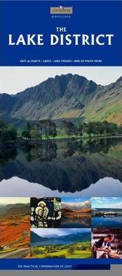 Lake District Map and Travel Guide