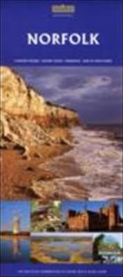 Norfolk Touring Map and Travel Guide