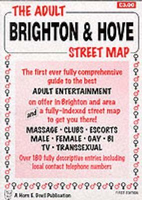 The Adult Brighton and Hove Street Map