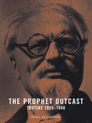 The Prophet Outcast Cover Image