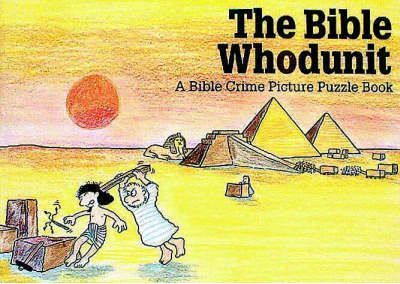 Puzzle Book: the Bible Whodunnit