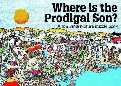 Puzzle Book: the Prodigal Son