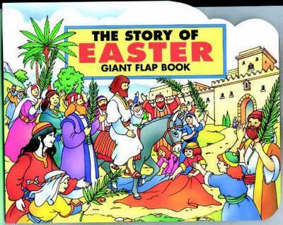 The Story of Easter: Giant Flap Book