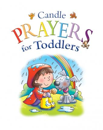 Candle Prayers for Toddlers Cover Image