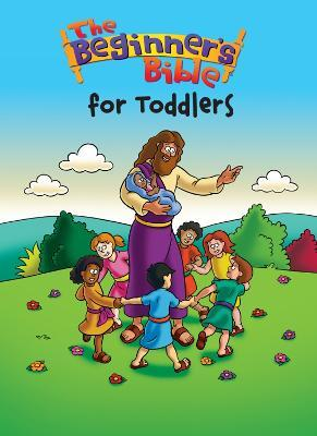 Beginner's Bible for Toddlers Cover Image