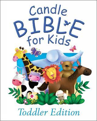 Candle Bible for Kids Toddler Edition Cover Image