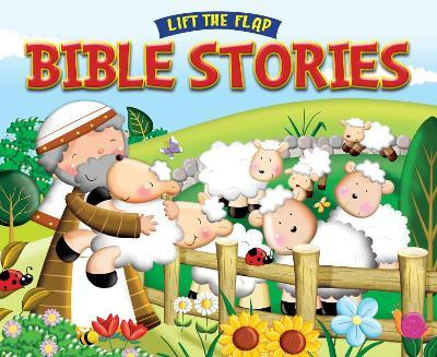 Lift the Flap Bible Stories Cover Image