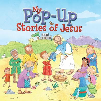 My Pop Up Stories of Jesus Cover Image