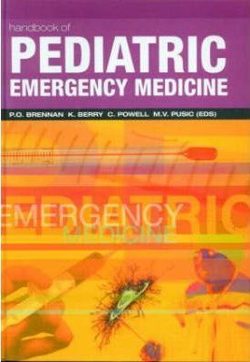 Handbook of Pediatric Emergency Medicine