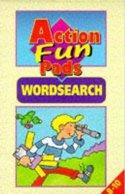 Action Fun Pads: Word Search